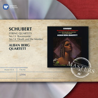 "Alban Berg Quartett - Schubert: String Quartets No. 14 in D minor D.810, ""Death and the Maiden"" & No. 13 in A minor D.804 (""Rosamunde"")"