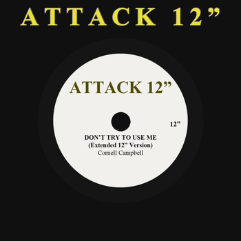 "Horace Andy - Don't Try To Use Me (12"" Version)"