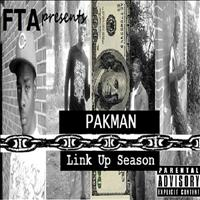 Pakman - Link Up Season Mixtape