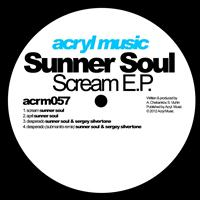 Sunner Soul - Scream EP