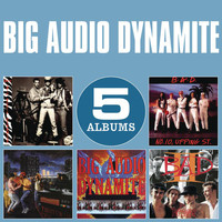 Big Audio Dynamite - Original Album Classics