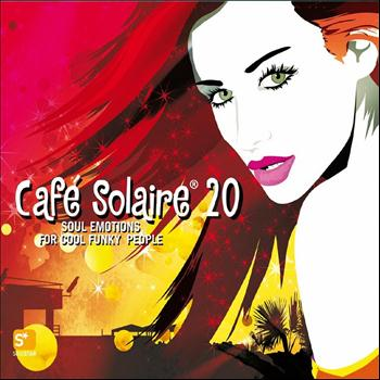 Various Artists - Cafe Solaire, Vol. 20