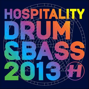 Various Artists - Hospitality Drum & Bass 2013 (Explicit)