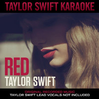 Taylor Swift - Taylor Swift Karaoke: Red