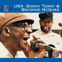 Brownie McGhee - USA: Sonny Terry & Brownie McGhee