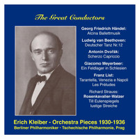 Erich Kleiber - The Great Conductors: Erich Kleiber, Vol. 1