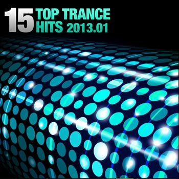 Various Artists - 15 Top Trance Hits 2013-01