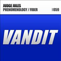 Judge Jules - Phenomenology / Fiber