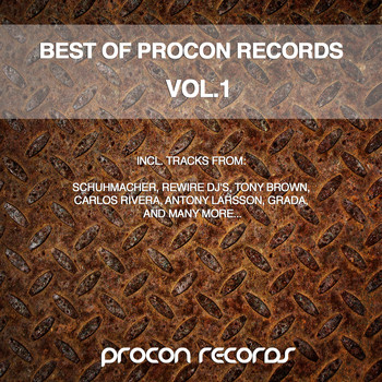 Various - Best of Procon Records, Vol.1