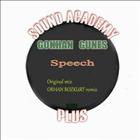Gokhan Gunes - Speech