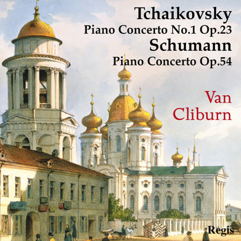 Van Cliburn - Van Cliburn plays Tchaikovsky and Schumann
