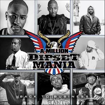 Various Artists - A-million Dipset Mania