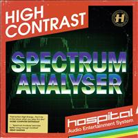 High Contrast - Spectrum Analyser
