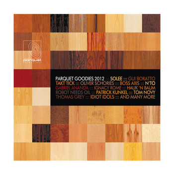 Various Artists - Parquet Goodies 2012