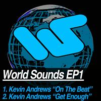 Kevin Andrews - World Sounds EP1