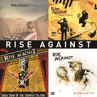 Rise Against - Endgame / Appeal To Reason / Siren Song Of The Counter Culture / The Sufferer & The Witness (Explicit)