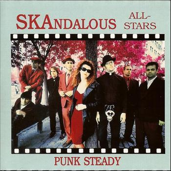 Skandalous All-Stars - Punk Steady