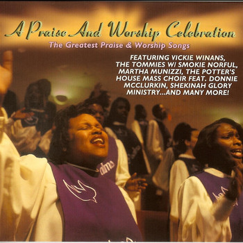 Various Artists - A Praise And Worship Celebration