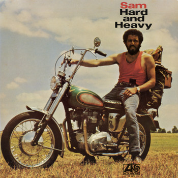 Sam Samudio - Sam Hard And Heavy
