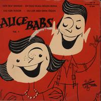 Alice Babs - Vol. 1