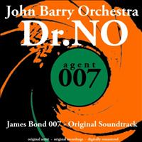 John Barry Orchestra - Dr. No (Agent 007 - James Bond Original Soundtrack)