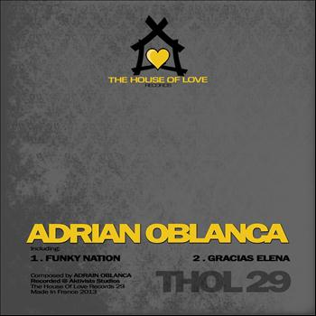 Adrian Oblanca - Funky Nation