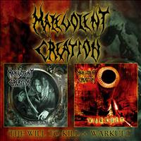 Malevolent Creation - Warkult / The Will To Kill