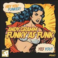 Andy Gramm - Funky As Funk