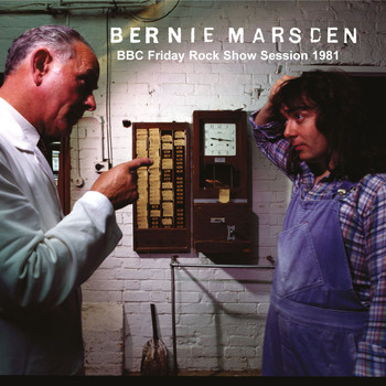 Bernie Marsden - BBC Friday Rock Show Session 1981 (7th August 1981)