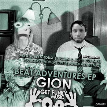 Gion - Beat Adventures