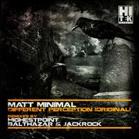Matt Minimal - Different Perception EP