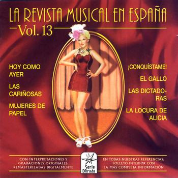 Various Artists - La Revista Musical en España (Vol. 13)