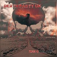 Death Party UK - The Red On Black EP