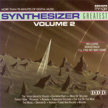 Various Artists - Synthesizer Greatest 2