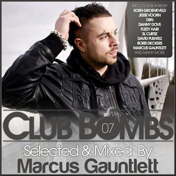 Various Artists - Club Bombs, Vol. 7 - Selected & Mixed By Marcus Gauntlett