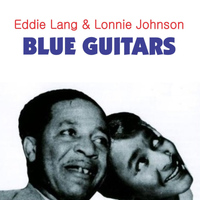 Eddie Lang - Blue Guitars