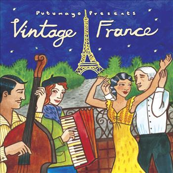 Various Artists - Putumayo Presents Vintage France