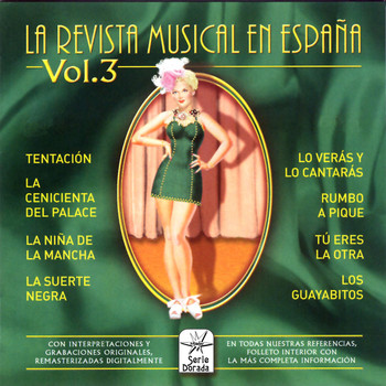 Various Artists - La Revista Musical en España (Vol. 3)