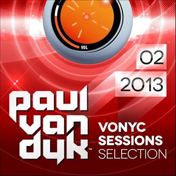Paul Van Dyk - VONYC Sessions Selection 2013-02