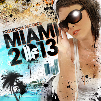 Various Artists - Toolroom Records Miami 2013