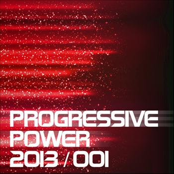 Various Artists - Progressive Power 2013 / 001