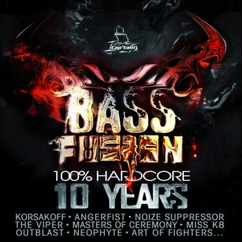 Various Artists - Bass Fusion 10 Years