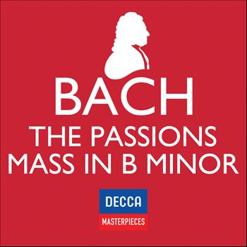 Various Artists - Decca Masterpieces: J.S Bach - Passions; Mass In B Minor