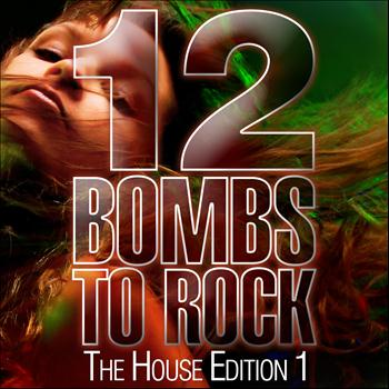 Various Artists - 12 Bombs to Rock - the House Edition 1