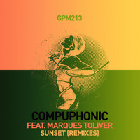 Compuphonic feat. Marques Toliver - Sunset (Remixes)