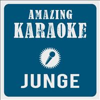 Amazing Karaoke - Junge (Karaoke Version)