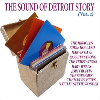 Various Artists - The Sound of Detroit Story, Vol. 1 (100 Songs - Original Recordings)