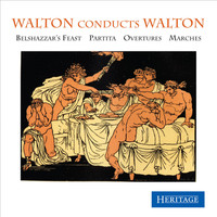 Sir William Walton - Walton conducts Walton