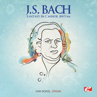 Ivan Sokol - J.S. Bach: Fantasy in C Minor, BWV 562 (Digitally Remastered)