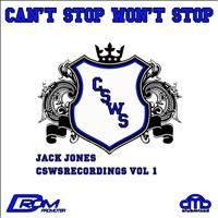 Jack Jones - Can't Stop Won't Stop, Vol. 1
